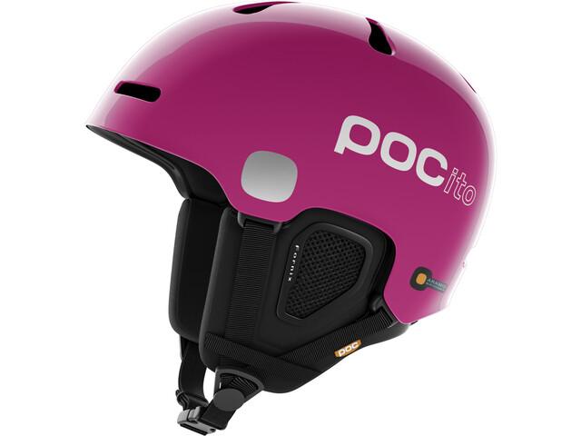 POC POCito Fornix Casco Bambino, fluorescent pink
